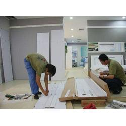 组合家具安装-千红搬家(在线咨询)石桥铺家具安装图片