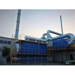 催化燃烧设备-兆星环保净化设备报价-废气处理设备图片