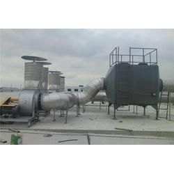 昆山裕久环保 有机废气处理设备-嘉兴废气处理设备图片