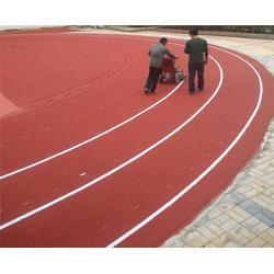 合肥康胜塑胶跑道(图)_塑胶跑道施工_合肥塑胶跑道图片