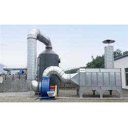 延长活性炭吸附塔,兆星环保油烟净化器,抽屉式活性炭净化塔图片