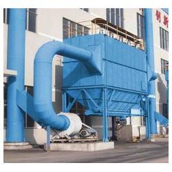 兆星环保环评达标(图)|布袋除尘器工作原理|市中区布袋除尘器图片