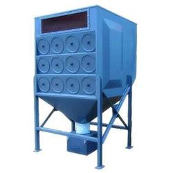 兆星环保设备选型方案(多图)、旋风滤筒除尘器、滤筒除尘器图片