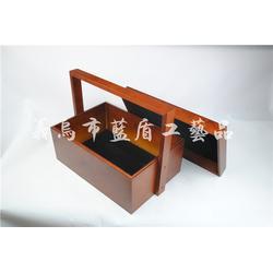 红木木盒定制,红木木盒,包装木盒选购认准蓝盾工艺品(查看)图片
