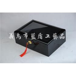 喷漆木盒定做|江苏喷漆木盒|蓝盾专业定制木质礼盒(查看)图片
