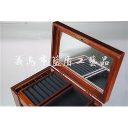 包装也是一门艺术蓝盾 精品包装木盒-木盒图片