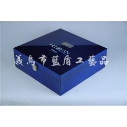 木盒报价、喷漆木盒、蓝盾为您定制专属礼盒图片
