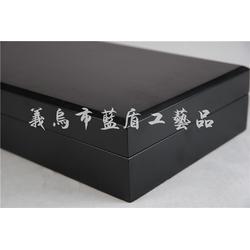 工艺品包装木盒,金华木盒,蓝盾专业定制包装盒(查看)图片