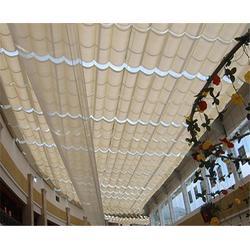 电动天棚帘生产厂家、合肥帘动(在线咨询)、池州电动天棚帘图片