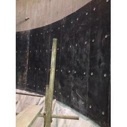松丽塑料制品(图),耐高低温煤仓衬板,聚乙烯煤仓衬板