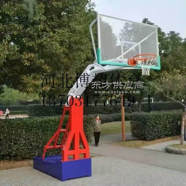 新农村篮球架生产厂家图片