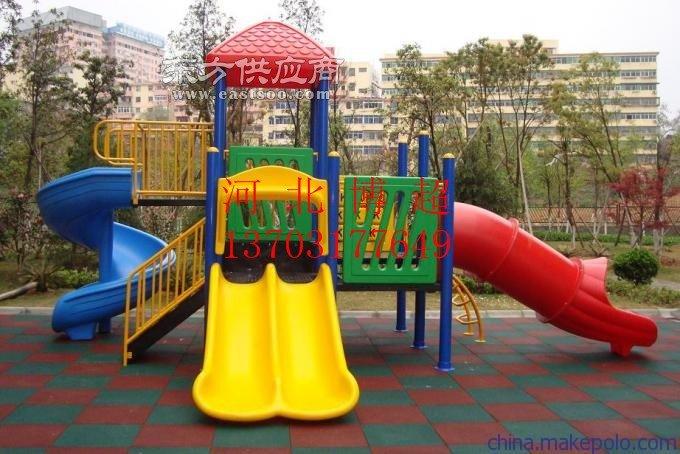 商场标准儿童滑梯生产厂家图片