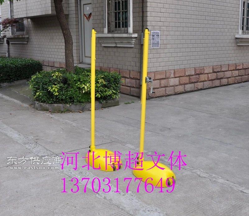 羽毛球柱生产厂家户外abs图片