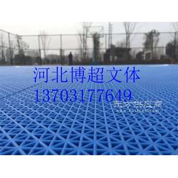 篮球场拼装悬浮地板生产厂家欢迎你图片