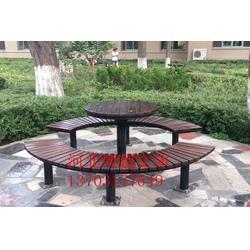 咸阳塑木休闲椅生产厂家图片