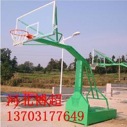 室外专业篮球架生产厂家图片