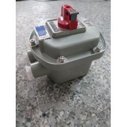 小功率泵阀防爆启动开关图片