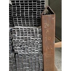 热镀锌方管现货供应、巨翔钢铁(在线咨询)、上海热镀锌方管图片