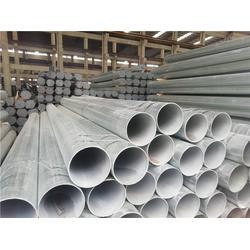 镀锌管水管厂家-镀锌管-巨翔钢铁公司图片
