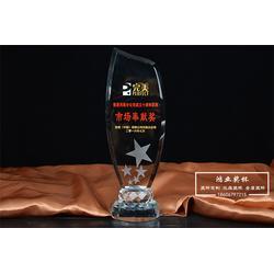 水晶奖杯制造商,水晶奖杯,鸿业奖杯精选品质图片