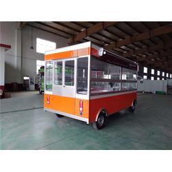 流动美食车早餐车_四海风味小吃车(在线咨询)_黄梅流动美食车图片