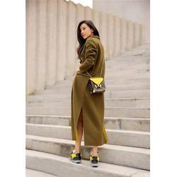 女士羊绒大衣定做-羊绒大衣定制(在线咨询)洛阳羊绒大衣图片