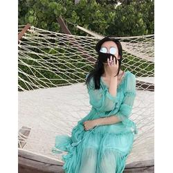 南油連衣裙-職業裝連衣裙定制-女裝加工廠(優質商家)圖片