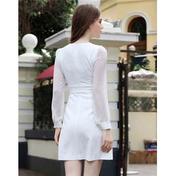 职业装连衣裙-连衣裙-艾菲扬服装