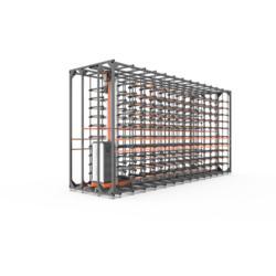 仓储货架供应商、广东易库(在线咨询)、仓储货架图片