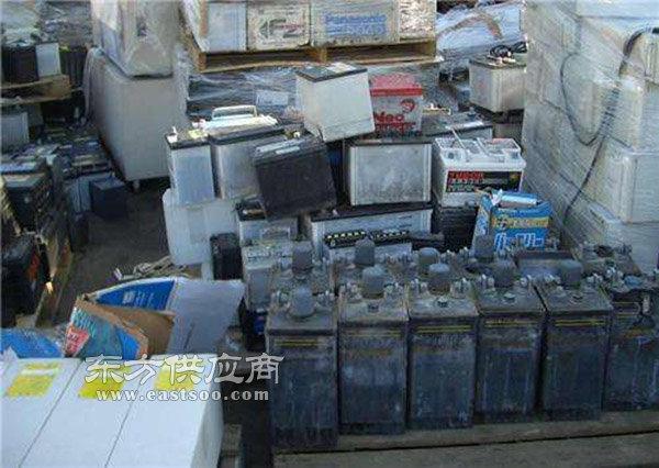 焦作叉车电瓶回收站、焦作叉车电瓶回收、【郑州电瓶回收】图片