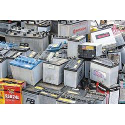 电瓶回收-【郑州电瓶回收】-新密电信电瓶回收电话图片