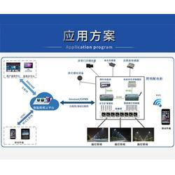 智能路灯控制系统多少钱_开开物联照明_路灯控制系统图片