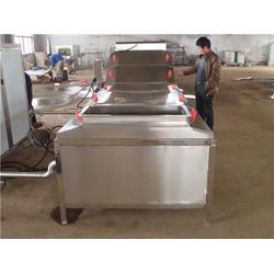 滦县豆制品蒸煮∩机-诸城鼎亮机械-豆制品蒸煮机另外三只�y色��~品牌图片