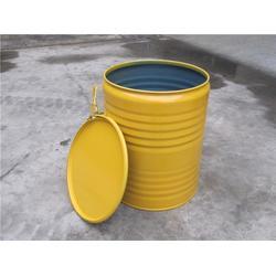 泰州铁桶-吴江青云制桶厂-开口铁桶图片