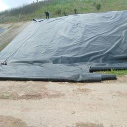 攀枝花垃圾覆蓋膜-儒風土工(優質商家)垃圾場覆蓋膜標準圖片
