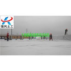 儒风土工,石家庄复合土工膜,人工湖复合土工膜图片