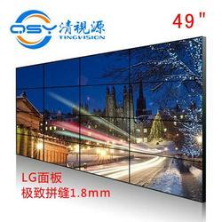 55寸led显示屏-led显示屏-南京清视源屏幕图片