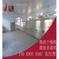 红枣微波干燥灭菌设备图片