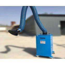 淮南德比生产厂家(图),焊烟粉尘净化器,合肥粉尘净化器图片