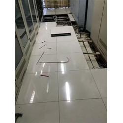 天津波鼎机房地板、天津医院全钢防静电地板、全钢防静电地板图片