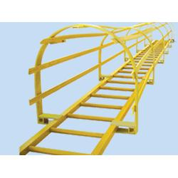 玻璃钢笼梯厂-瑞诚玻璃钢-玻璃钢笼梯图片