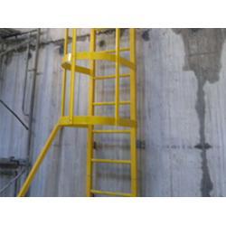 浙江玻璃钢笼梯_浙江玻璃钢笼梯供应_瑞诚玻璃钢(优质商家)图片
