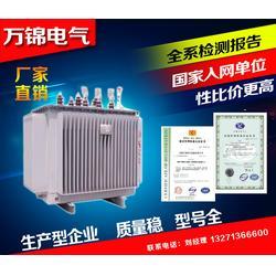 河南万锦研发生产实力雄厚-箱式变压器-信阳箱式变压器图片