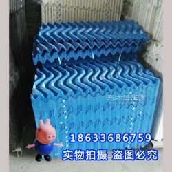 电厂双曲线冷却塔S波填料哪里有卖的图片