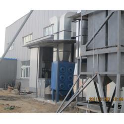 濾筒式除塵設備-北京金科興業環保設備-甘肅濾筒式除塵設備圖片