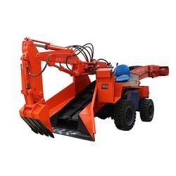 矿山装卸设备扒渣机 攀枝花扒渣机 带爆碎锤的耙机图片