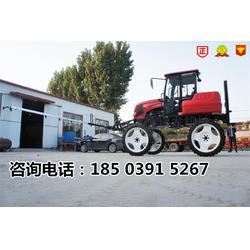 水稻旱田作物喷杆喷雾机图片