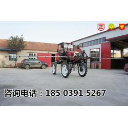 农作物喷杆式喷雾机图片