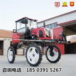 农作物高秆作物喷杆喷雾机图片