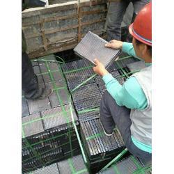 十堰防堵铸石板 万德橡塑品质保障 防堵铸石板厂家图片
